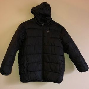 Old Navy | Hooded Youth Puffer Winter Coat